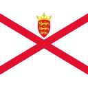 Jersey Flag Country Icon