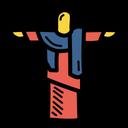 Holy Spirity Angel Icon