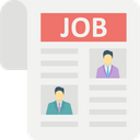 Job Advertisement Icon