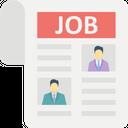 Job Advertisement Job Classified Ads Job Opportunity Icon