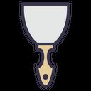 Job Tool Trowel Icon