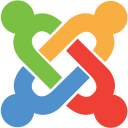 Joomla Logo Brand Icon