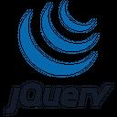 Jquery Original Wordmark Icon