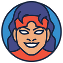 Jubilee Animated Series Heroine Icon