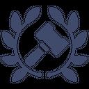 Judges Badge Icon