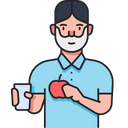Juice Seller Icon