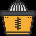 Juicer Juice Orange Icon