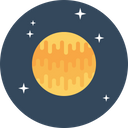 Jupiter Planet Astrology Icon