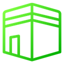 Kabah Icon
