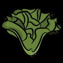 Kale Leafy Vegetable Leafy Greens Icon