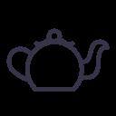 Kettle Kitchen Utensil Icon