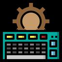 Robot Code Ui Icon