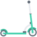 Kick Scooter Transport Icon