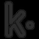 Kik Logo Social Media Icon