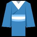 Kimono Cloth Clothig Icon
