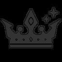 Award Bonanza Crown Icon