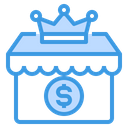 Money King Shop Icon