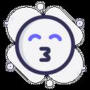 Kissing Icon