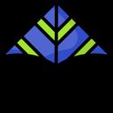 Artboard Kite Kite Design Icon