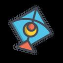 Kite Patang Sky Icon