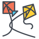 Kite Fight War Icon