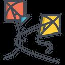 Kite Cut Win Icon