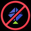 Kite Ban Icon