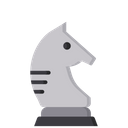 Knight Horse Strategy Icon