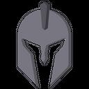 Knight Helmet Warrior Knight Icon
