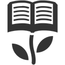Book Knowledge Education Icon