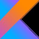 Kotlin Technology Logo Social Media Logo Icon