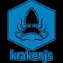 Krakenjs Plain Wordmark Icon