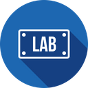 Lab Room Board Icon