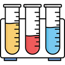 Experiment Lab Glassware Lab Rack Icon