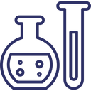 Laboratory Test Icon