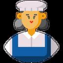 Labour Avatar Female Icon