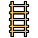 Ladder Home Stair Icon