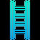 Ladder Step Ladder Stair Icon