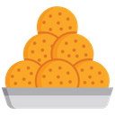 Ladoo Sweet Dessert Icon