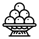 Laddoo Icon
