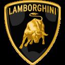 Lamborghini Brand Company Icon
