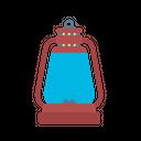 Lamp Light Travel Icon