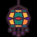 Lamp Cultures Adornment Icon