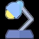 Desk Lamp Light Icon