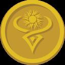 Lanacoin Cryptocurrency Crypto Icon