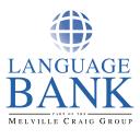 Language Bank Logo Icon
