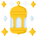 Lantern Lamp Ramadan Icon