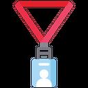 Lanyards Icon