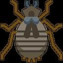 Larva Dragonfly Zoology Bugs Icon