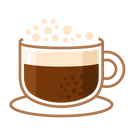 Latte Coffee Cup Coffee Icon